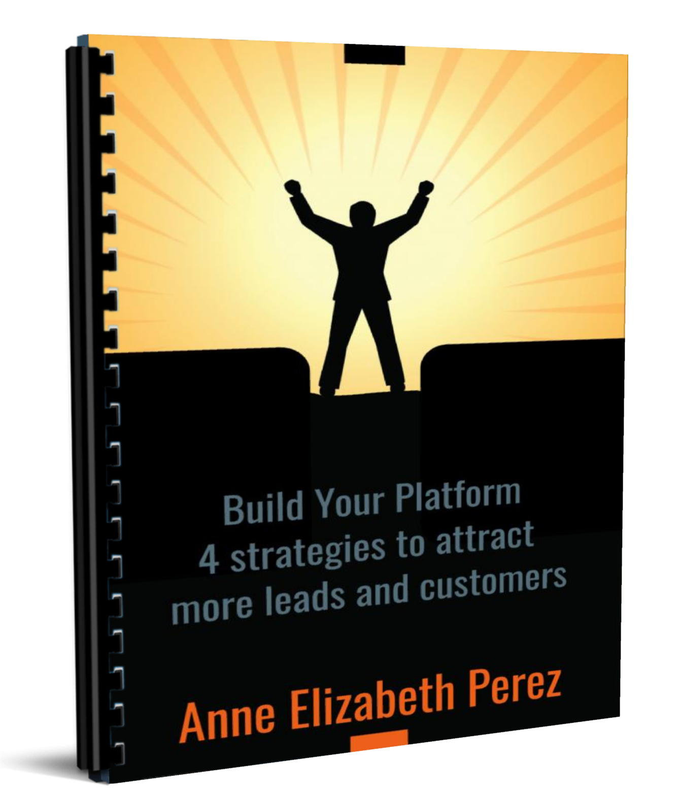 build your platform with anne elizabeth perez