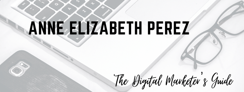 Anne elizabeth perez the digital marketers guide