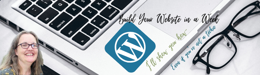build your website in a week with anne elizabeth perez