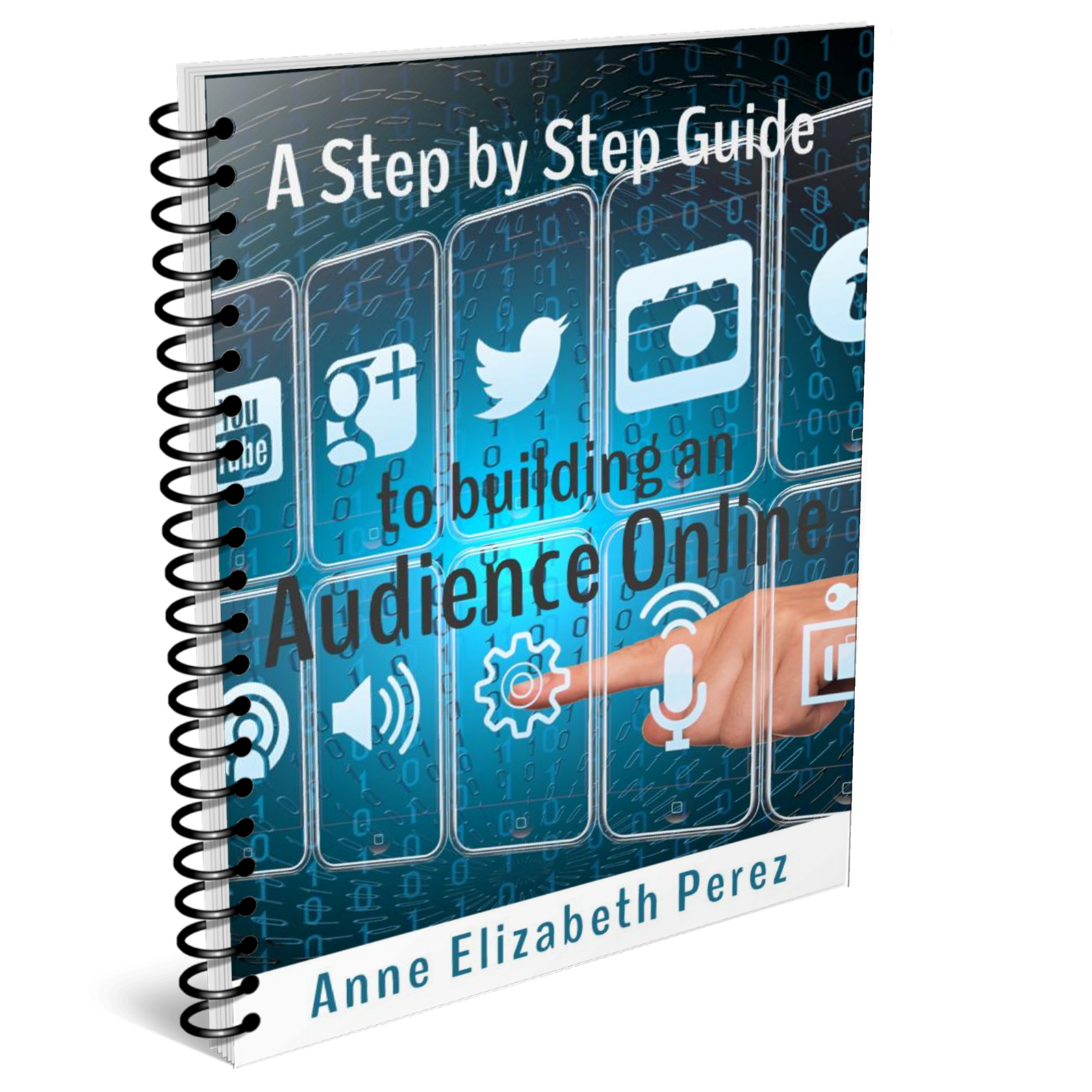 A step by step guide to building an audience online